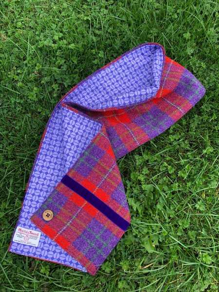 Belfield Harris Tweed Scarf