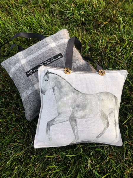 Mini Horse Cushion