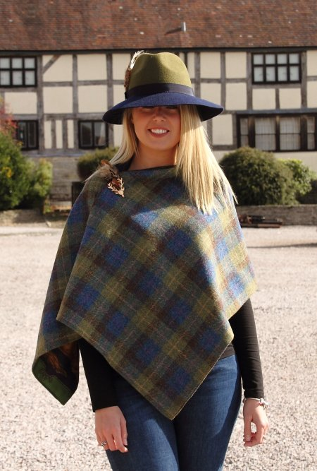 Harris Tweed Horse Wrap