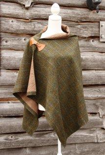 Harriet Hoot Bespoke Luxury Tweed Capes Amp Wraps